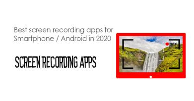 The best screen recording apps for Smartphone / Android in 2020 - StreamingLister