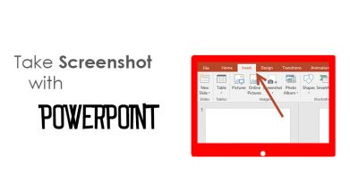 How to use the PowerPoint screen recorder - PowerPoint Screenshot - StreamingLister